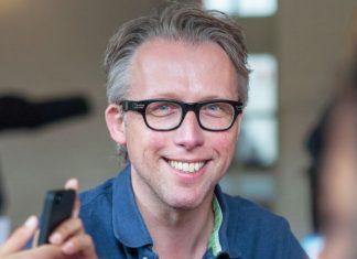 Schoolcoördinator Patrick Koning