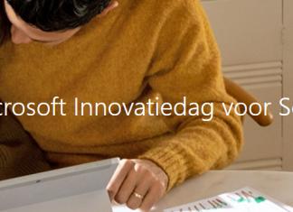 Microsoft Innovatiedag voor Schoolleiders