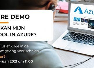 Azure Demo – Wat kan mijn school in Azure?