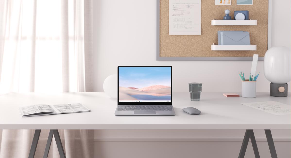 Webinar Surface Laptop Go
