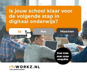 Test digitaal onderwijs