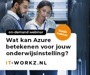 Azure demo onderwijs