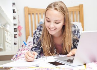 Online lesgeven