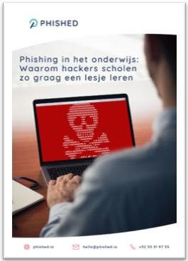 E-book Phishing in het onderwijs